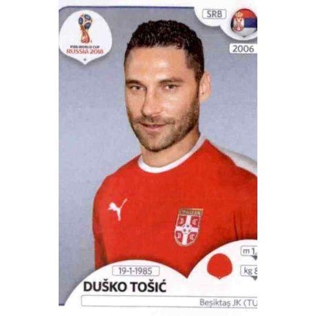 Duško Tošić Serbia 419 Serbia