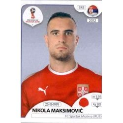 Nikola Maksimović Serbia 420