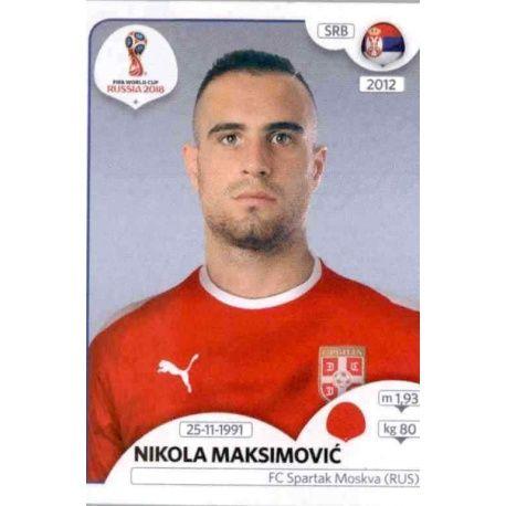 Nikola Maksimović Serbia 420 Serbia