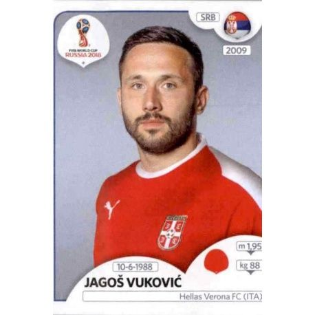 Jagoš Vuković Serbia 421 Serbia