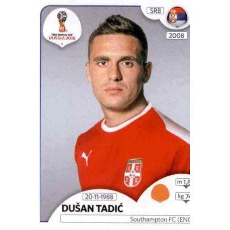 Dušan Tadić Serbia 422 Serbia