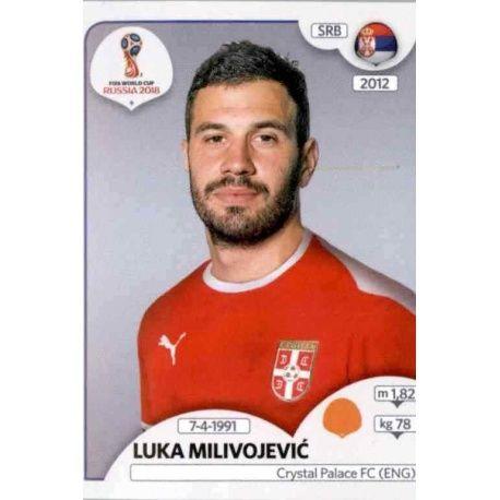 Luka Milivojević Serbia 425 Serbia