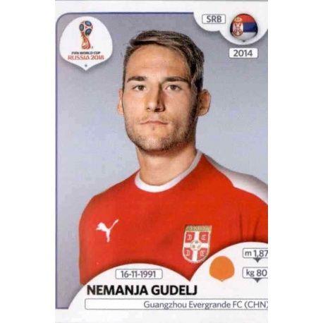 Nemanja Gudelj Serbia 427 Serbia