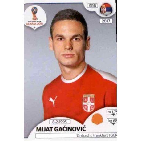 Mijat Gaćinović Serbia 428 Serbia