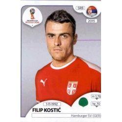Filip Kostić Serbia 429