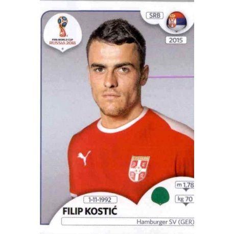 Filip Kostić Serbia 429 Serbia