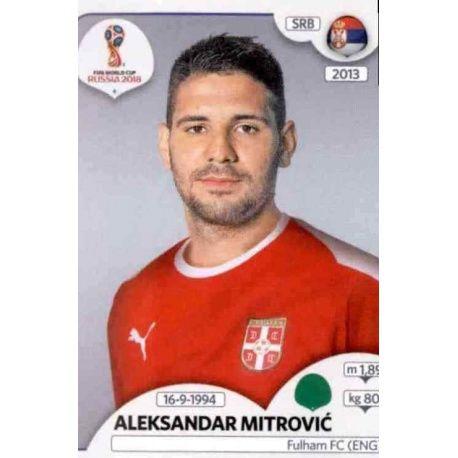 Aleksandar Mitrović Serbia 430 Serbia