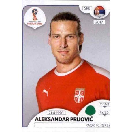 Aleksandar Prijović Serbia 431 Serbia