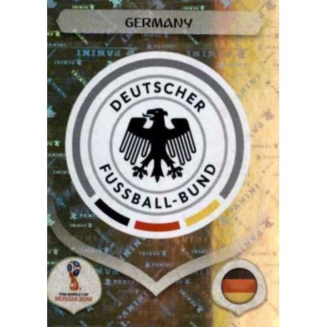 Escudo Alemania 432 Germany