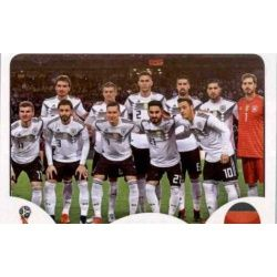 Alineación Alemania 433