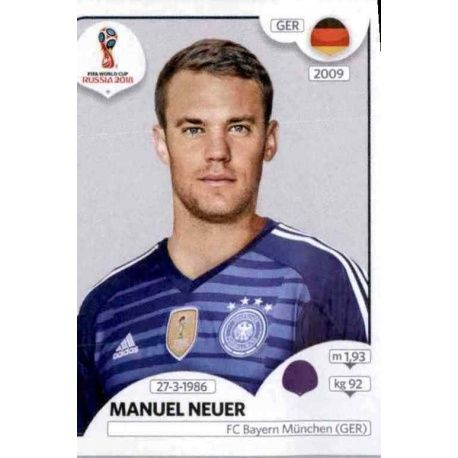Manuel Neuer Alemania 434 Germany