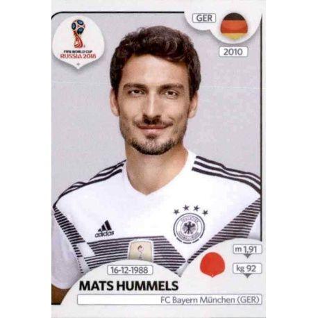 Mats Hummels Alemania 435 Germany