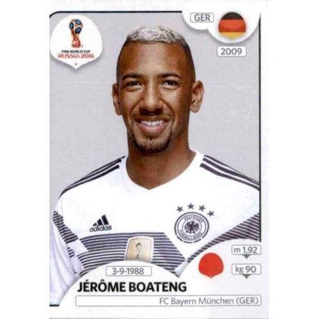Jérôme Boateng Alemania 437 Germany