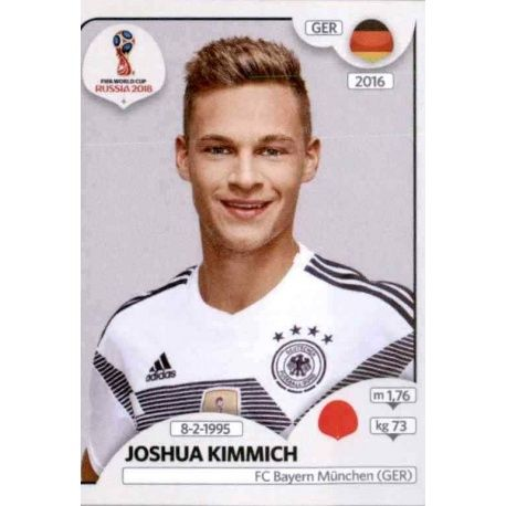 Joshua Kimmich Alemania 438 Alemania