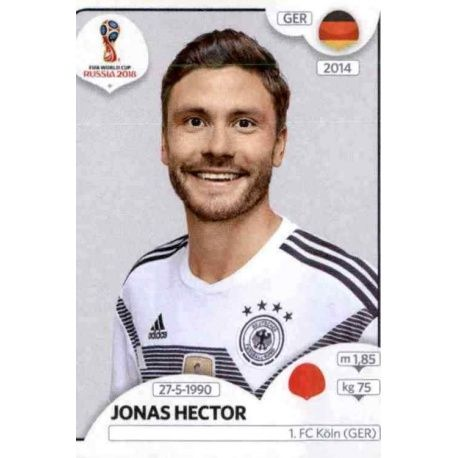 Jonas Hector Alemania 439 Germany