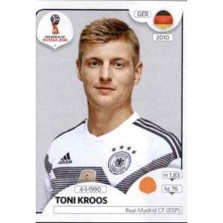 Toni Kroos Alemania 441