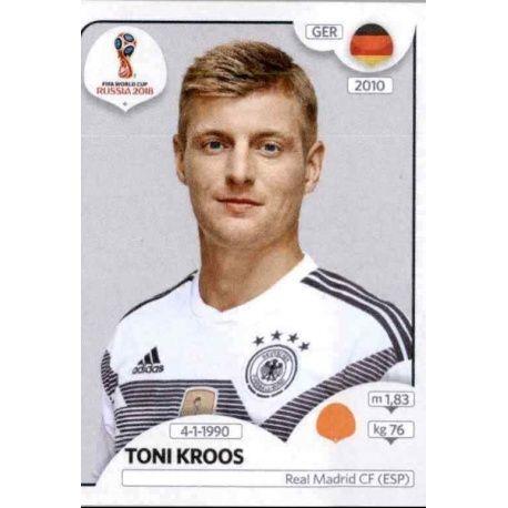 Toni Kroos Alemania 441 Alemania