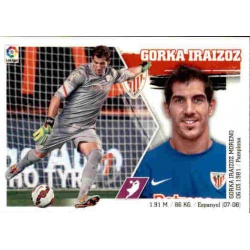 Gorka Iraizoz Athletic Club 3Ediciones Este 2015-16