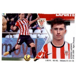 Laporte Athletic Club 8Ediciones Este 2015-16
