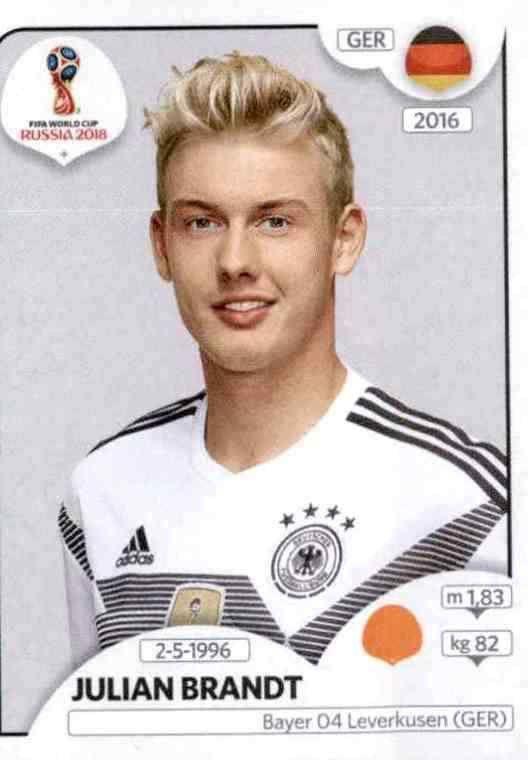 Panini WM 2018 World Cup Russia Deutschland Sticker 436 Antonio Rüdiger
