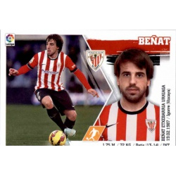 Beñat Athletic Club 12Ediciones Este 2015-16