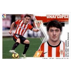Unai López Athletic Club 14 Ediciones Este 2015-16