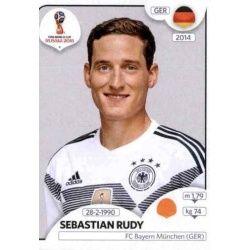 Sebastian Rudy Alemania 445