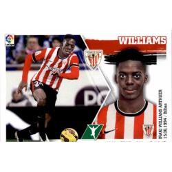 Williams Athletic Club 20 Ediciones Este 2015-16