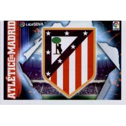 Escudo Atlético Madrid 1 Ediciones Este 2015-16