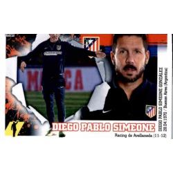 Diego Pablo Simeone Atlético Madrid 2 Ediciones Este 2015-16