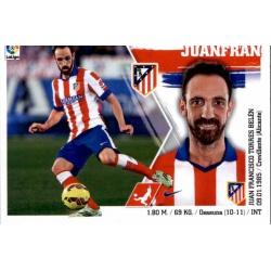 Juanfran Atlético Madrid 5 Ediciones Este 2015-16