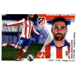 Jesús Gámez Atlético Madrid 6 Ediciones Este 2015-16