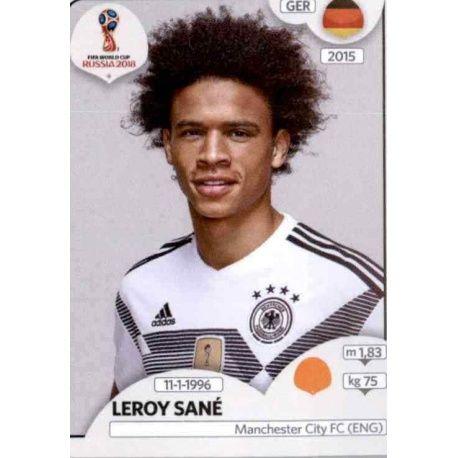 Leroy Sané Alemania 446 Alemania