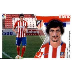 Savic Atlético Madrid 8 Ediciones Este 2015-16