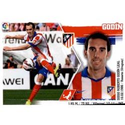 Godín Atlético Madrid 9 Ediciones Este 2015-16