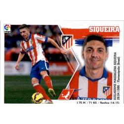 Siqueira Atlético Madrid 10 Ediciones Este 2015-16