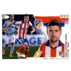Gabi Atlético Madrid 11 Ediciones Este 2015-16