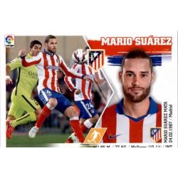 Mario Suárez Atlético Madrid 13 Ediciones Este 2015-16