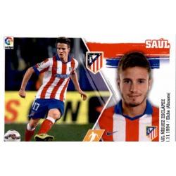 Saúl Atlético Madrid 14 Ediciones Este 2015-16