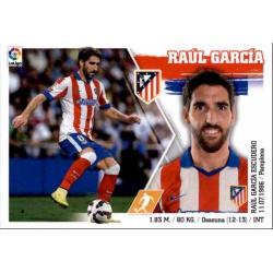 Raúl García Atlético Madrid 15 Ediciones Este 2015-16