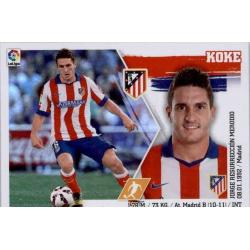 Koke Atlético Madrid 16 Ediciones Este 2015-16