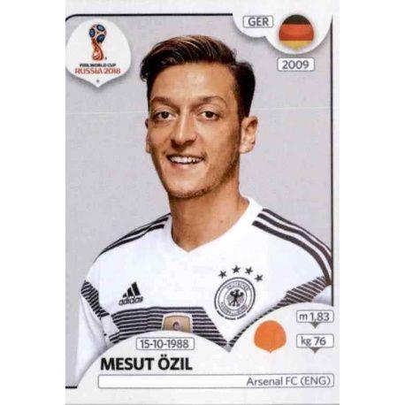 Mesut Özil Alemania 447 Alemania