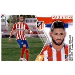 Carrasco Atlético Madrid 17 Ediciones Este 2015-16