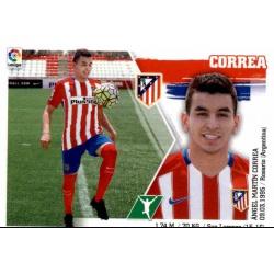 Correa Atlético Madrid 18 Ediciones Este 2015-16