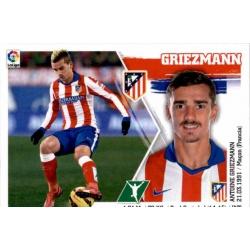 Griezmann Atlético Madrid 19 Ediciones Este 2015-16
