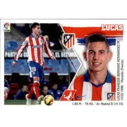 Lucas Atlético Madrid 22 Ediciones Este 2015-16