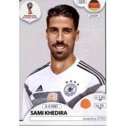 Sami Khedira Alemania 448
