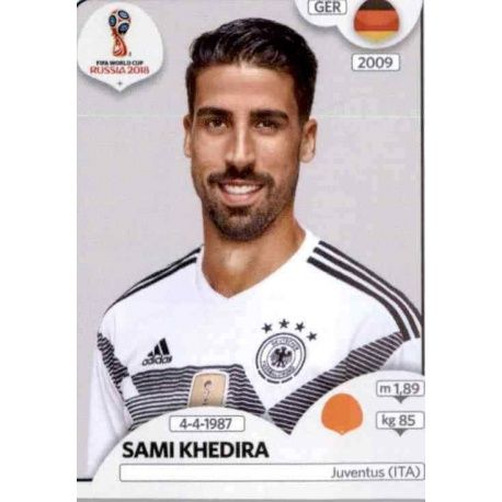 Sami Khedira Alemania 448 Alemania