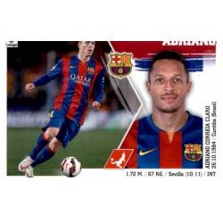 Adriano Barcelona 6 Ediciones Este 2015-16