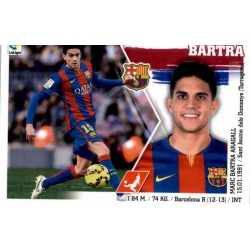 Bartra Barcelona 7 Ediciones Este 2015-16